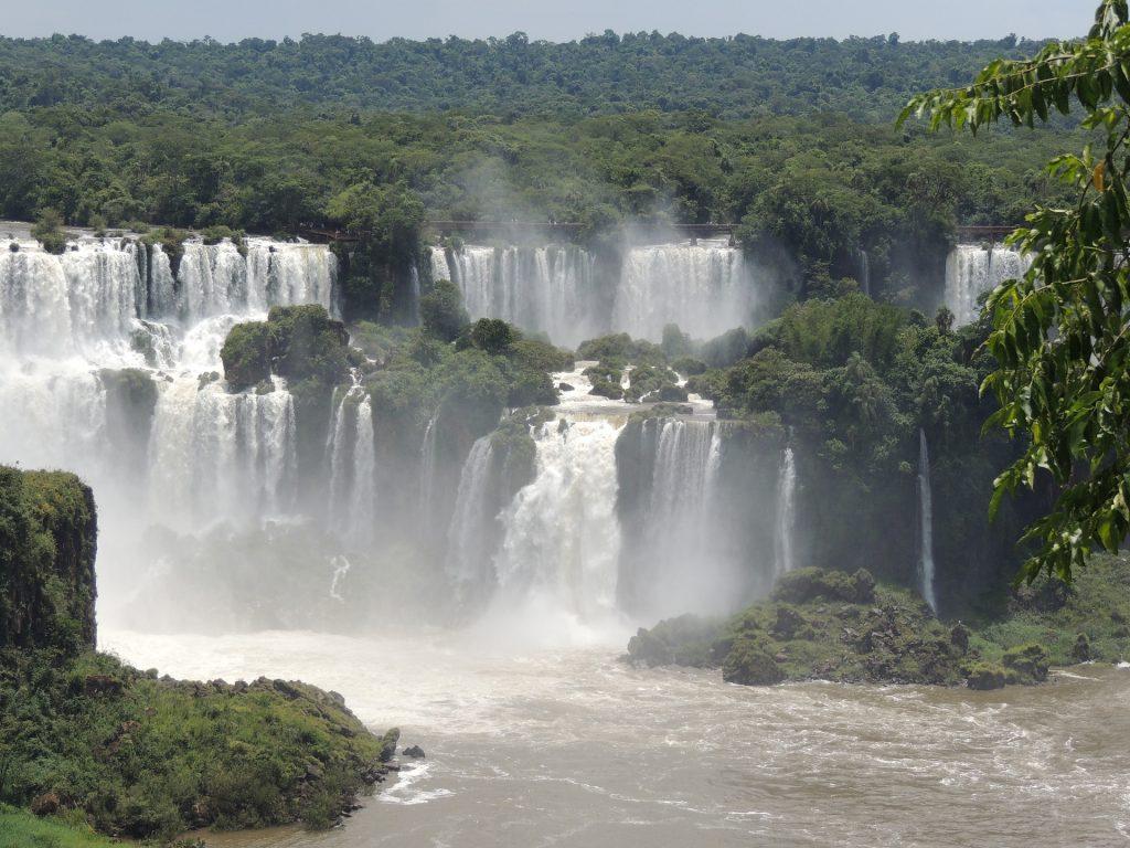 Argentine : les chutes d'Iguazu